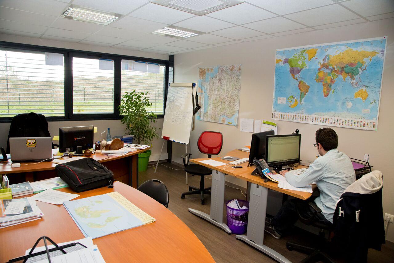 Louer un bureau à Brioude au sud de Clermont-Ferrand