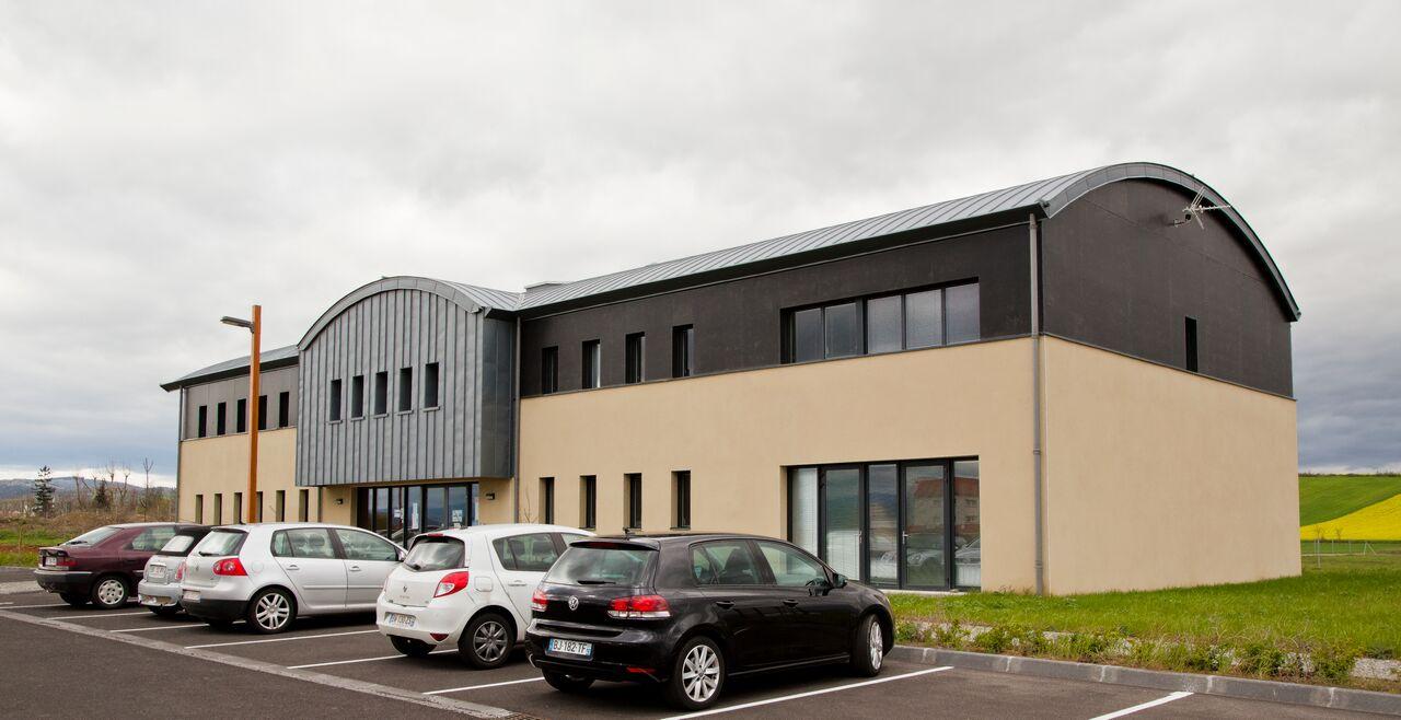 Hôtel d'entreprises Brioude Sud Auvergne