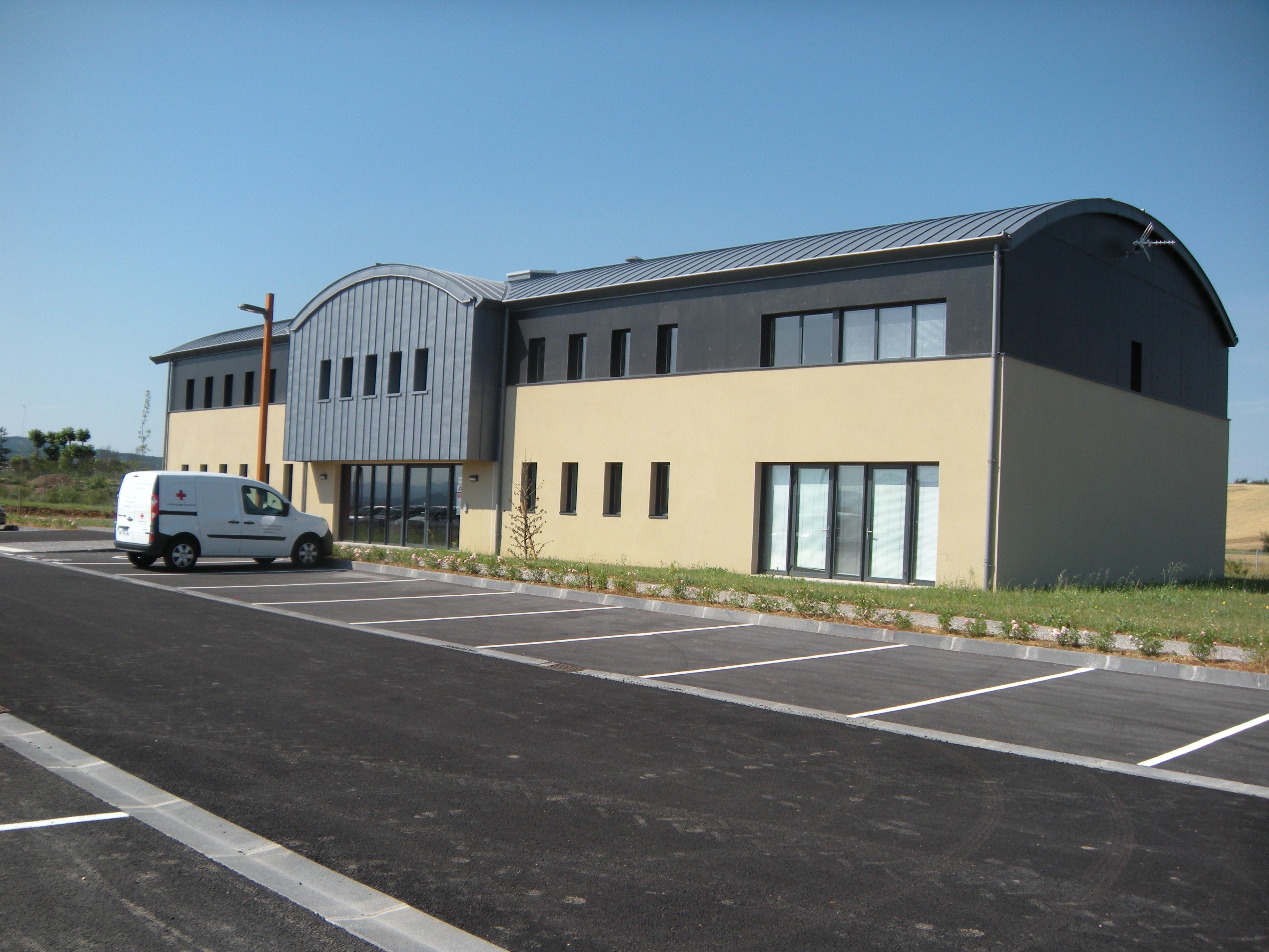 Pépinière d'entreprises Brioude Sud Auvergne
