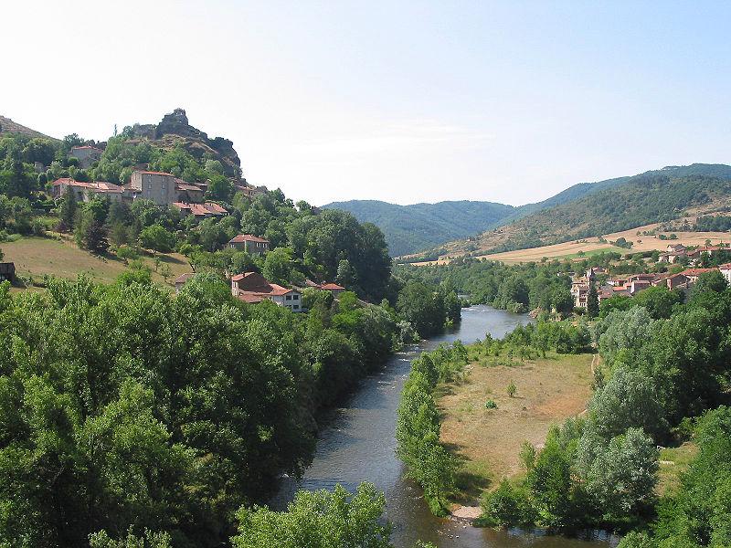 Saint Ilpize et la vallée du haut allier